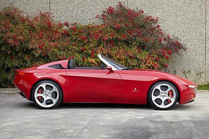 fuelfed 2014 Alfa Spider