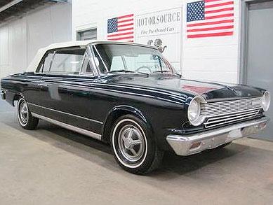 fuelfed rambler 440 1964