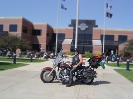 fuelfed Harley Davidson Milwaukee