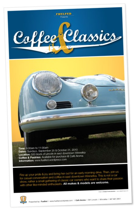 fuelfed northshore coffee & classics