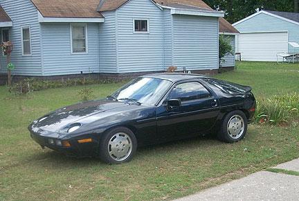 1986 Porsche 928 S4 $5500. September 14, 2010