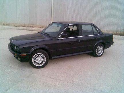 FFotW BMW IX Fuelfed - Bmw 325ix