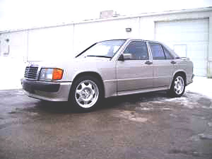 Mercedes Benz 190e 2 3 16v Fuelfed 174