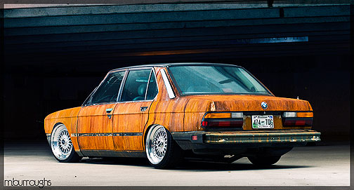 Bmw E28 Rust Look Fuelfed 174