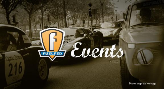 Fuelfed Events Calendar Fuelfed - Wisconsin classic car show calendar