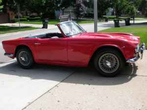 Triumph-TR4-for-sale-palatine | Fuelfed®