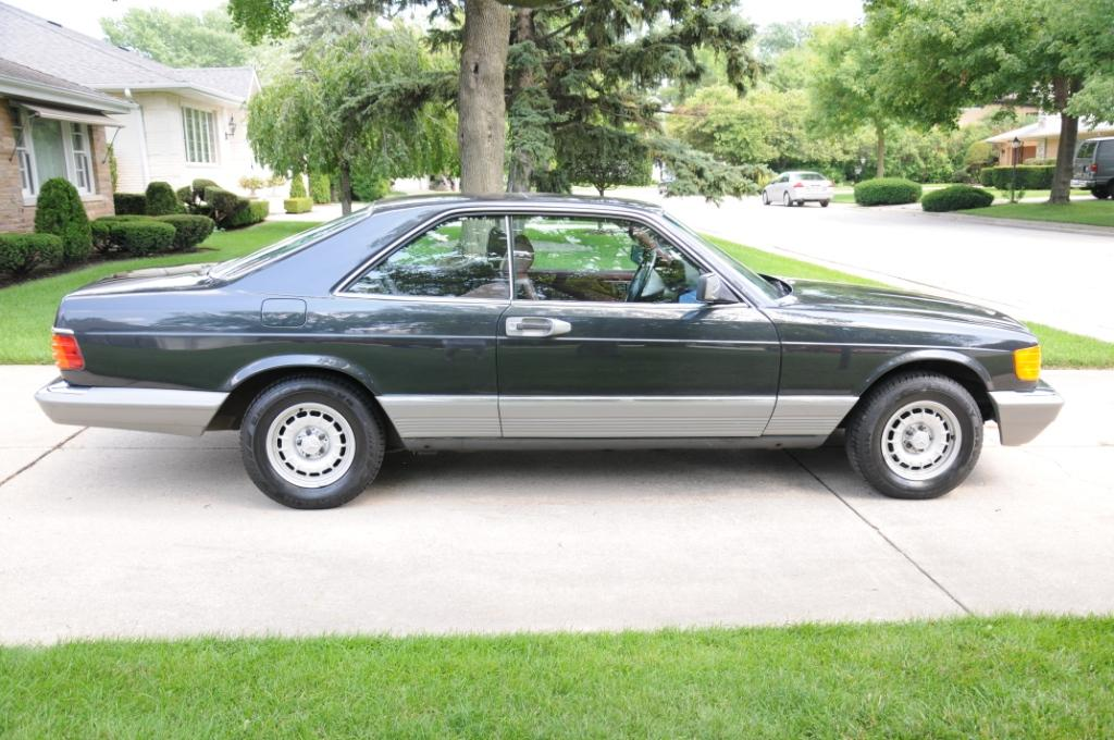 mercedes benz 500sec for sale chicago fuelfed