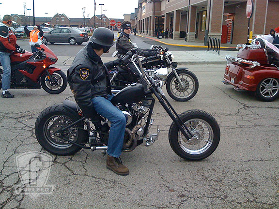 Motorcycle Toys For Tots : Chicago toys for tots december motorcycle western marines