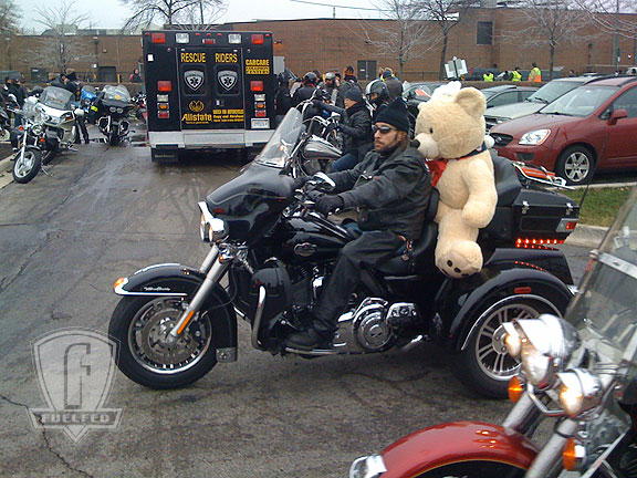 Toys For Tots Chicago : Toys for tots chicago bike ride wow