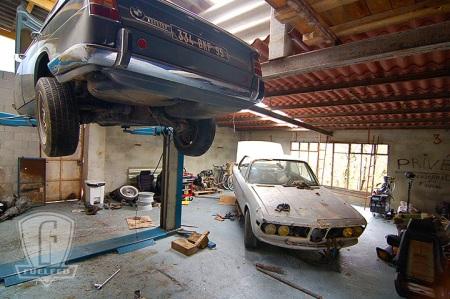 Abandoned BMW Repairs