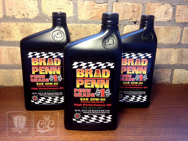 Fuelfed Now Offers Brad Penn Motor Oil For Vintage