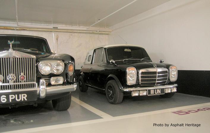Rolls royce mini cooper monaco asphalt heritage fuelfed for Garage mini monaco