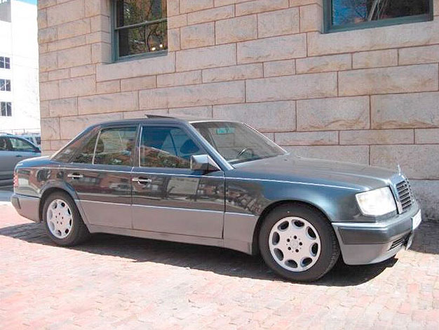 ffotw mercedes benz 500e for sale craigslist fuelfed. Black Bedroom Furniture Sets. Home Design Ideas
