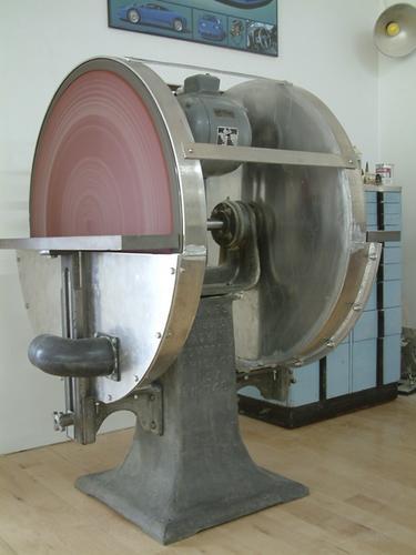 Industrial-sanders | Fuelfed®