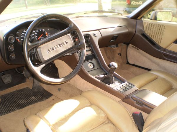 1982 porsche 928 interior parts