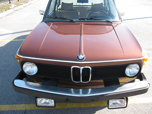 bmw 2002tii fuelfed for sale chicago fuelfed. Black Bedroom Furniture Sets. Home Design Ideas