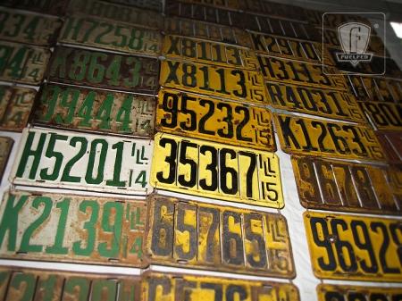 Illinois-plates