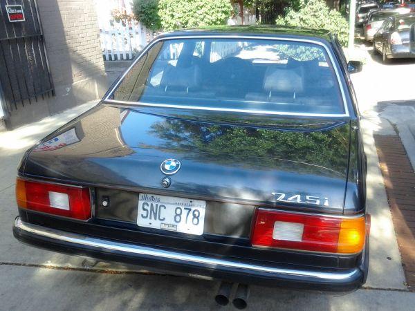 FFotW: 1985 BMW 745i Turbo | Fuelfed®