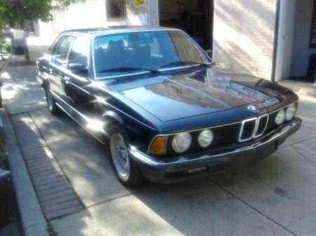 BMW-745i-Front