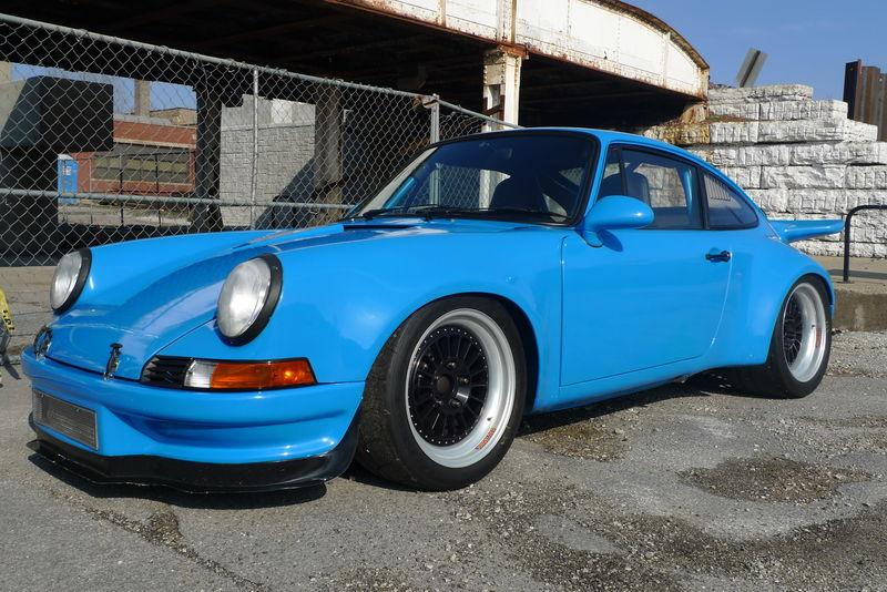 Ffotw 1972 911 Rsr Tribute Track Car Fuelfed 174