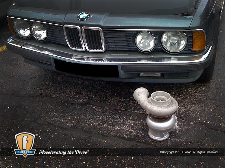 Big Car + Big Turbo = Big Thrills   Fuelfed®