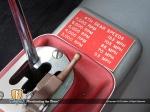 Ferrari-250TR-gearshift