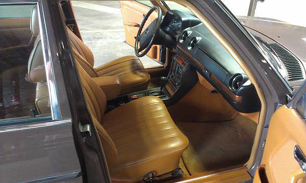 FFotW: 1977 Mercedes 280e, $5500 | Fuelfed®