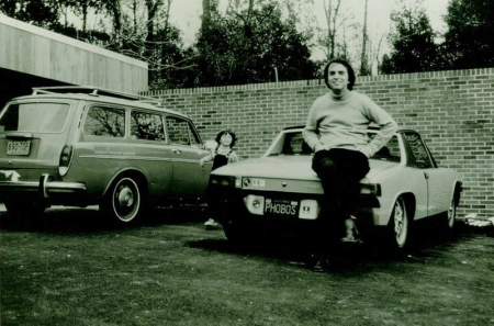 carl sagan cars