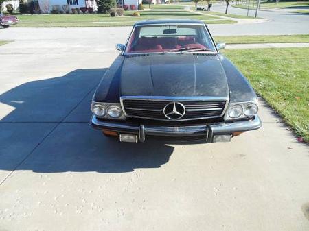 Mercedes-450-slc-front