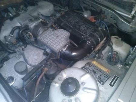 Fuelfed-BMW-528i-engine