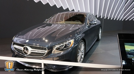 Fuelfed-Chicago-Auto-show-mercedes-s-class-coupe