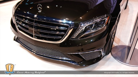 Fuelfed-Chicago-Auto-show-mercedes-s-class-nose