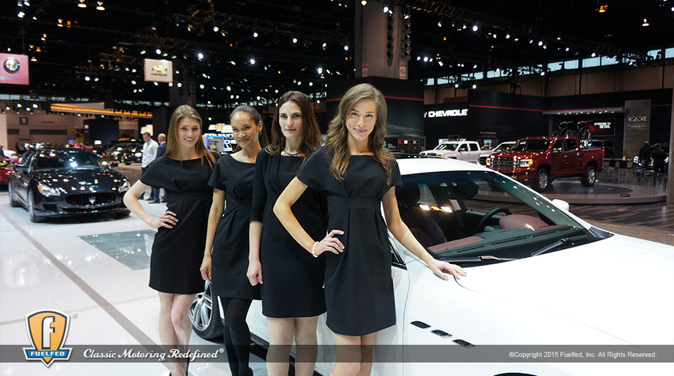 our perspective on the 2015 chicago auto show fuelfed