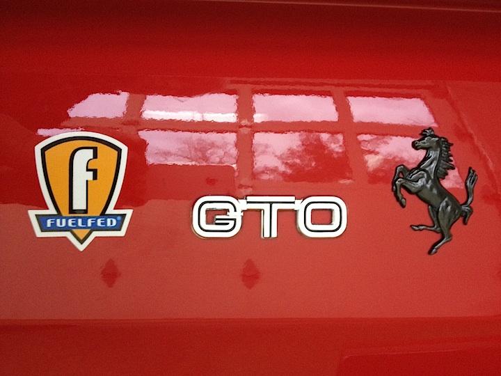 fuelfed member cars stickers logo ferrari fuelfed