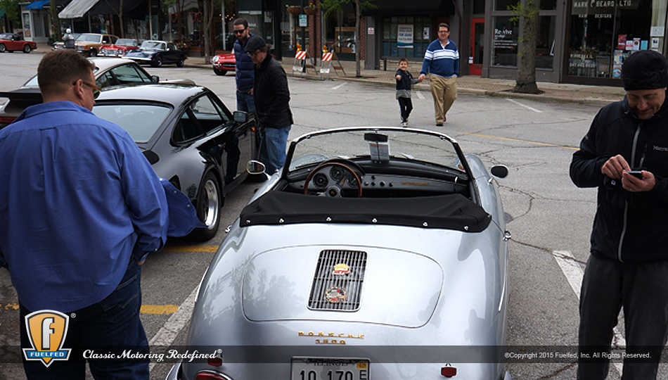 fuelfed coffee classics speedster Chicagocars And Coffee