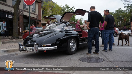 fuelfed-coffee-classic-car-gullwing