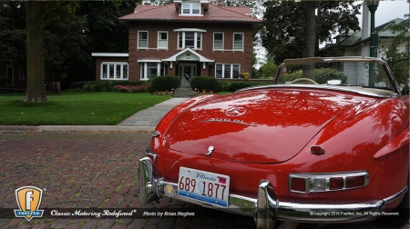fuelfed-coffee-classic-car-wilmette-300sl