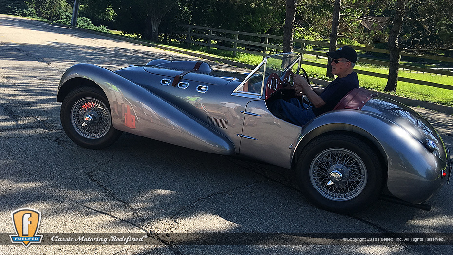 Fuelfed Barrington Classic European Car Show Drive Chicago Sunday