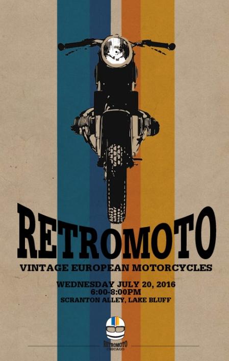 RetroMotoPoster