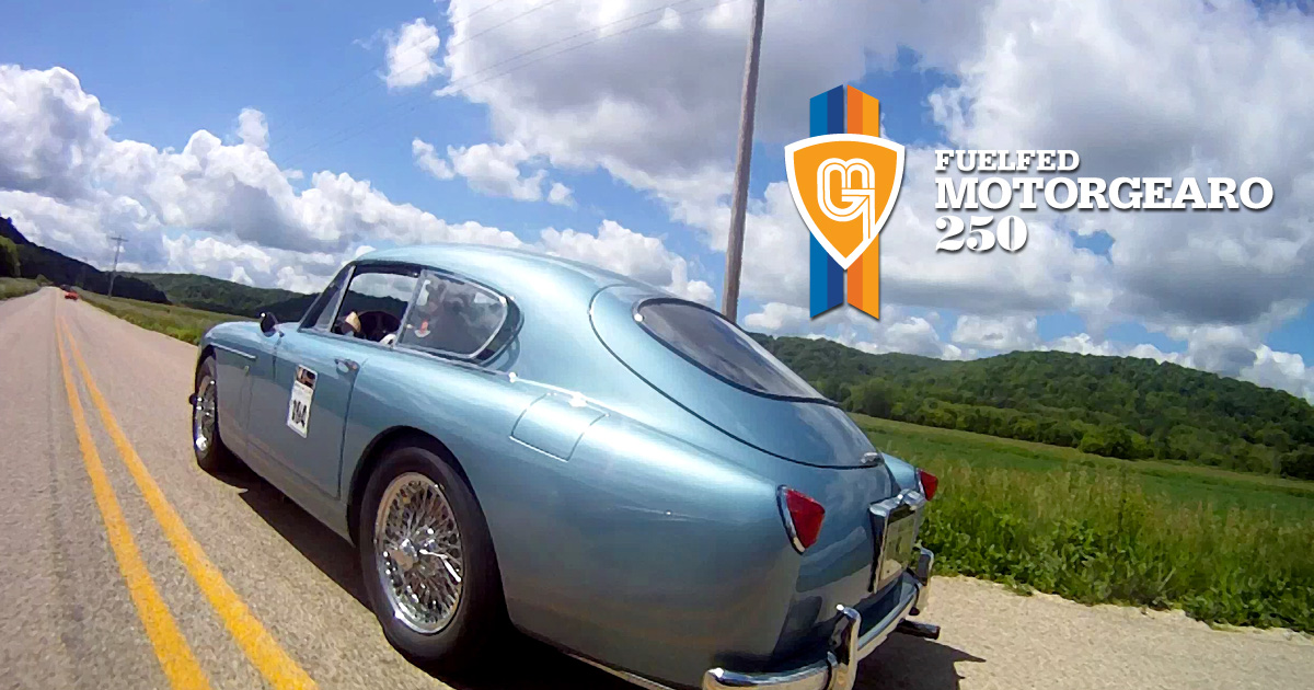 Fuelfed MotorGearo 250 Vintage Road Rally Open for Registration ...