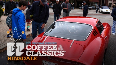 Fuelfed Coffee & Classics Hinsdale