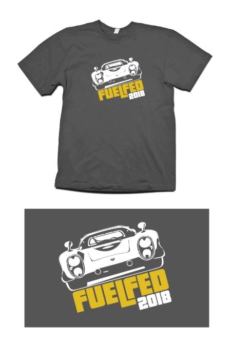 Fuelfed Racecar T-shirt